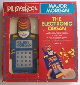 Vos années 70 en matière de jeux vidéo et électroniques - Page 2 Majormorgan