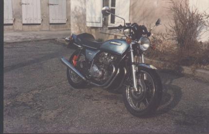 seventie's Z650-B2