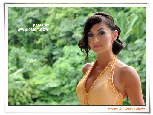Road to Miss Polonia 2009 (Poland Universe 2010) - TOP  5 Miss-poland-10