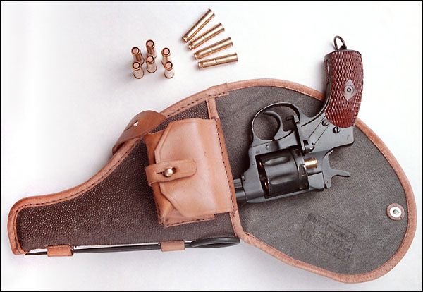 Oficial, Rifles Siberianos Nagant-kit
