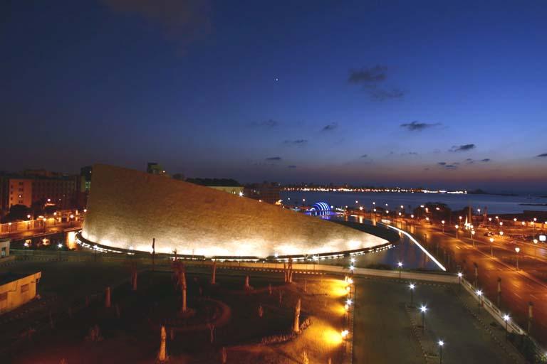 مدينة  الإسكندرية Bibliotheca-7