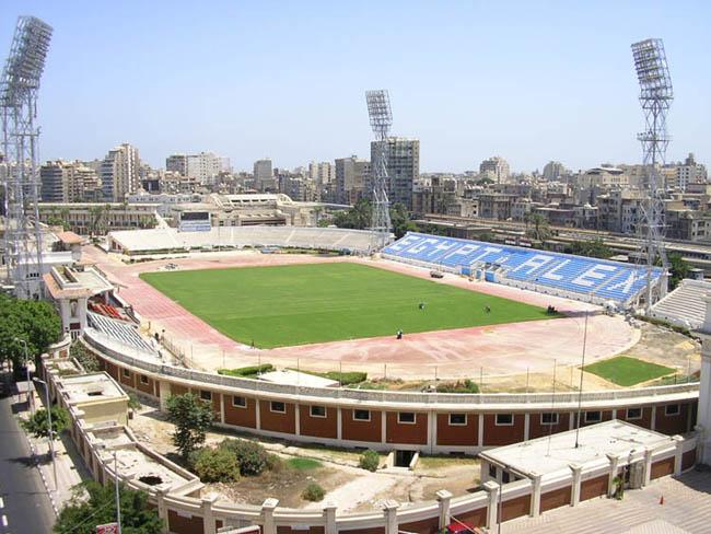 مدينة  الإسكندرية Stade-3