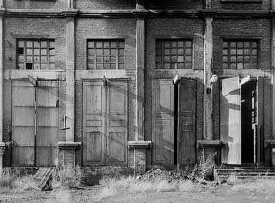 Des ruines Tr-deuren
