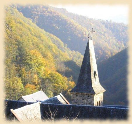 Abbaye de Bonneval... Cisterciennes. Tcol