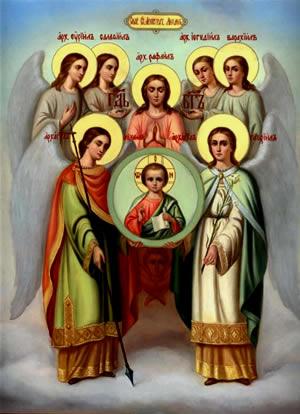 Молитва всем чинам ангельским Michael_archangel