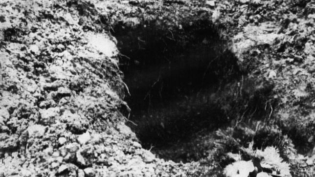 El «ridículo» robo del cadáver de Chaplin  Chaplin--644x362