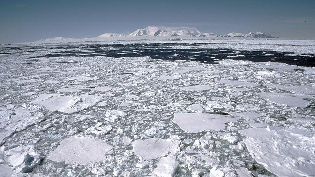 Capa de ozono dismiyó el 40% y se registró en una zona extensa del polo norte Antartida--644x362