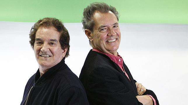 ¿Cuánto mide Manuel de la Calva y Ramón Arcusa? (Dúo Dinámico) - Altura DuoDinamico--644x362