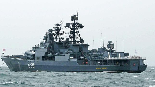 """Anuncio del lanzamiento de un satélite de la RPDC y muestras de fanatismo en """"manifestación"""" organizada por Seúl. Destructor--644x362"""