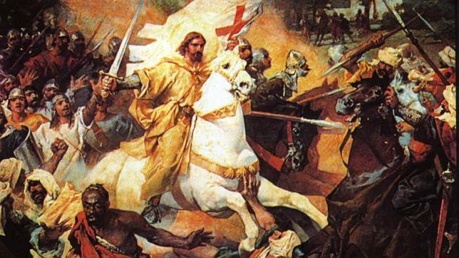 Hay que detener a los musulmanes antes que ellos nos maten a todos. Santiago-casado-del-Alisal--644x362