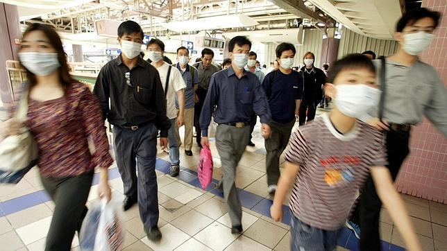 La OMS alerta de un nuevo virus respiratorio similar al SARS  SARS--644x362