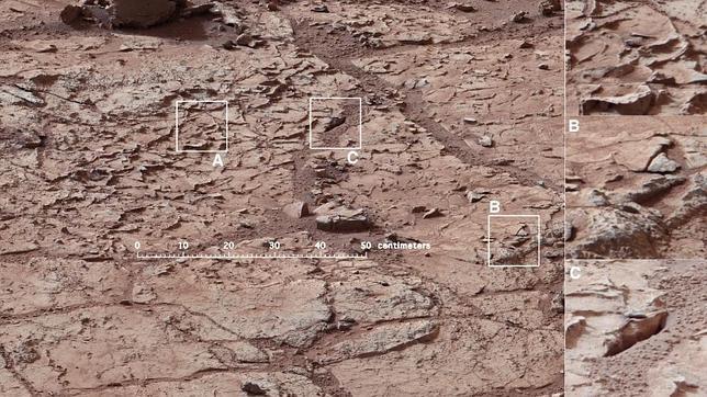 Curiosity en Marte, un hito en la exploración espacial - Página 6 Marte-perforacion-curiosity--644x362