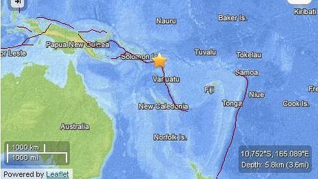 Al menos cinco muertos tras un tsunami en las Islas Salomón Mapa-tsunami--644x362