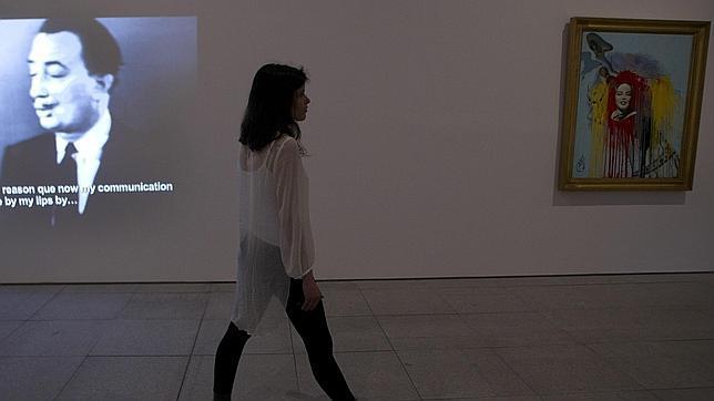 El pintor y el genio, tras sus mascaras Dalimania--644x362