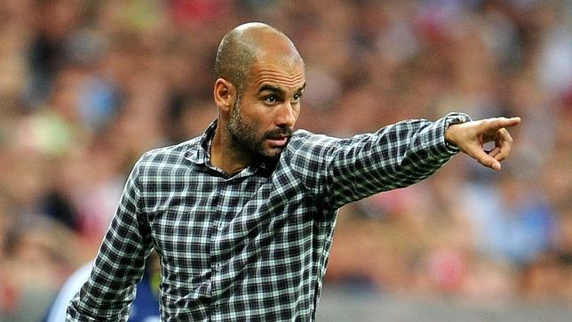 Guardiola ficha por el Manchester City Pep-guardiola-bayern--644x362
