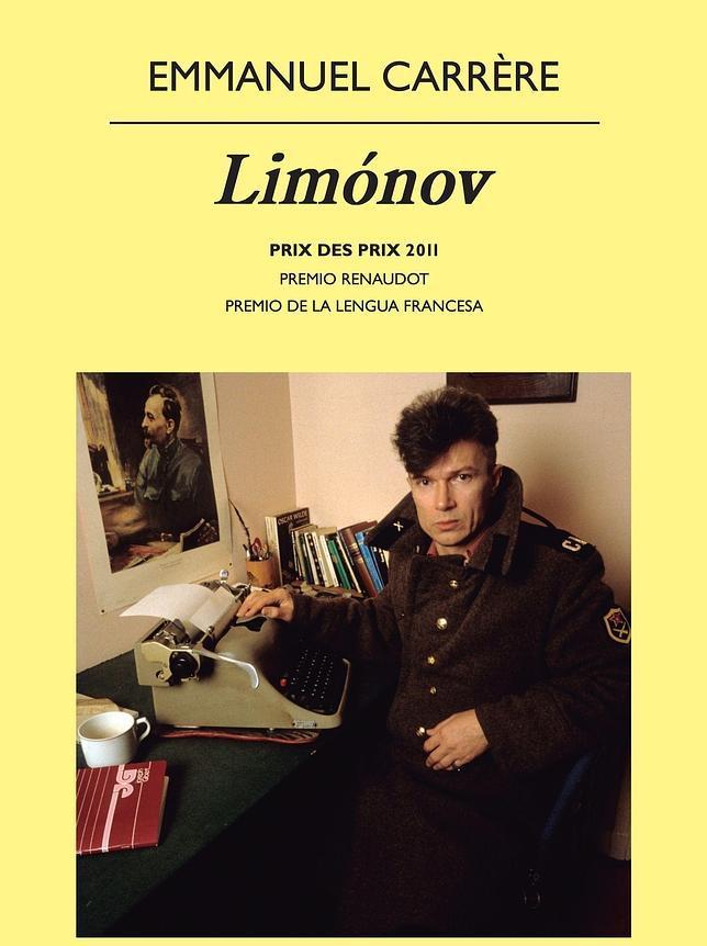 Los mejores libros de 2013 (seleccion de ABC.com) Limonov--644x862
