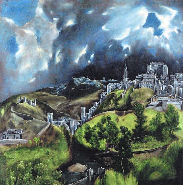 El Greco 2014, el año del griego de Toledo Greco2014--644x650