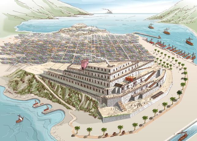 Hallado en Cartagena el palacio de Asdrúbal Asdrubal--644x460