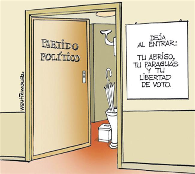 VIÑETAS POLITICAS Mm240610