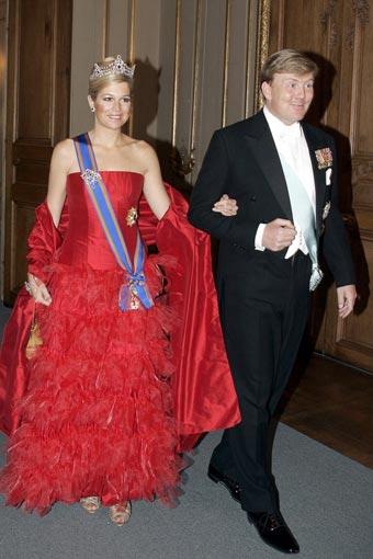 Casa real de Holanda Maxima01