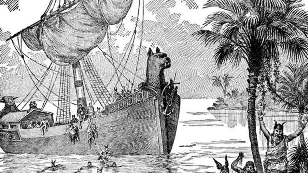 [Historia] La «piedra solar», el secreto mágico de los vikingos para descubrir América Vikingos-piedras-solares--620x349
