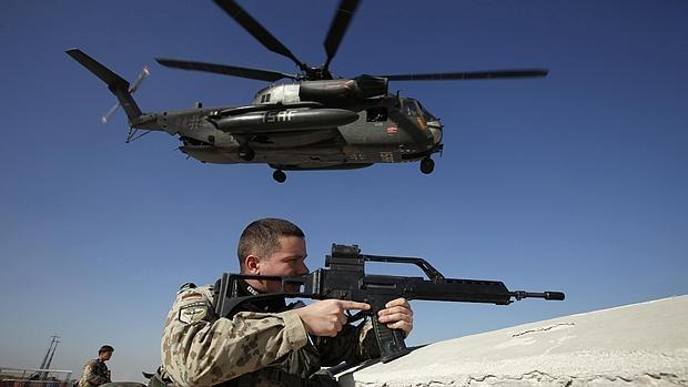 nacional - Alemania redefine su politica de seguridad nacional. German-troops-reuters--620x349