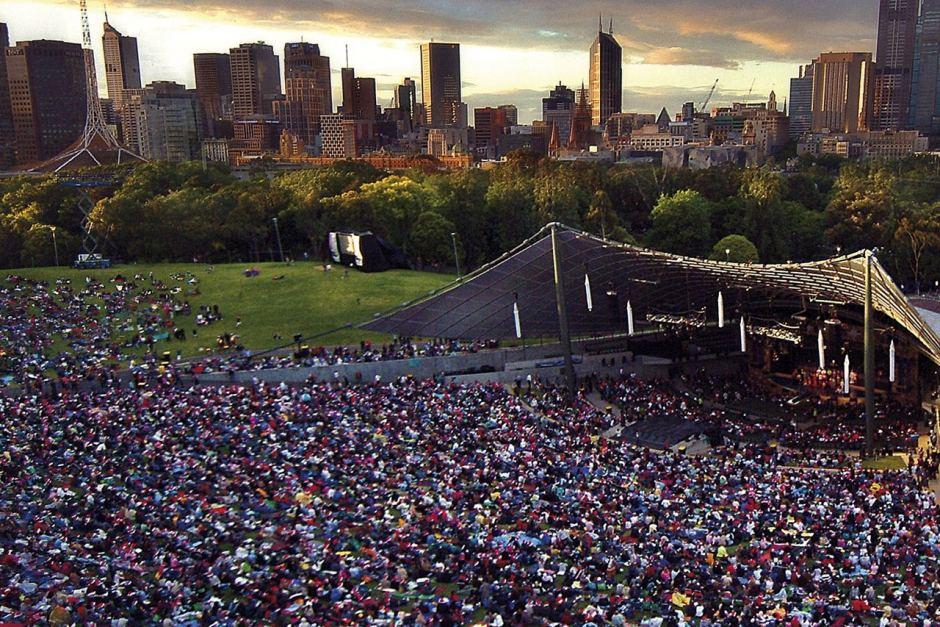 17 de Marzo - Sidney Myer Music Bowl - Melbourne, Australia 1906526-3x2-940x627