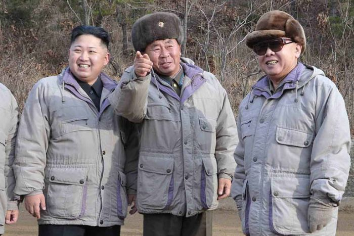 Into the hands of Kim Jong-un! [New supreme leader of North-Korea] 3739174-3x2-700x467