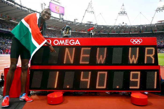 Rudisha & Blake confirmed scratchings from the World Champs 4189580-3x2-700x467
