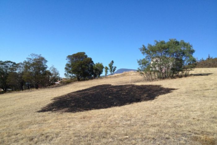 Mysterious light blamed for circle of fire 4550146-3x2-700x467