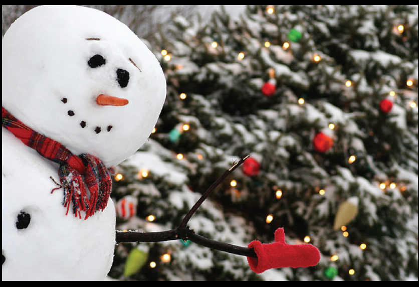 Christmas! - Page 2 Snowman-via-we-heart-it