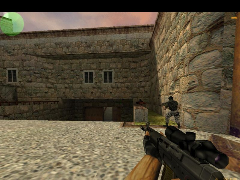 Counter-Strike 1.6 2709