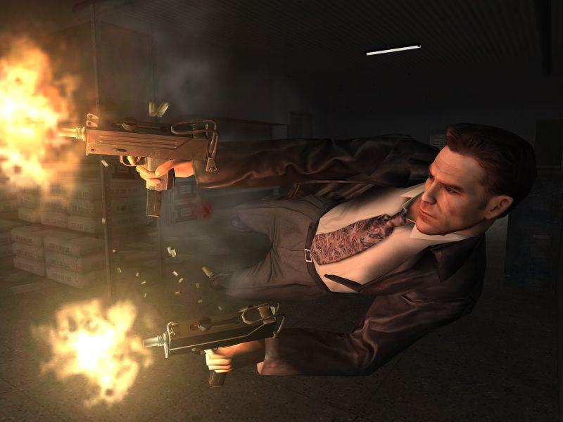 Max Payne (01), Max Payne 2 (03) / EN 444