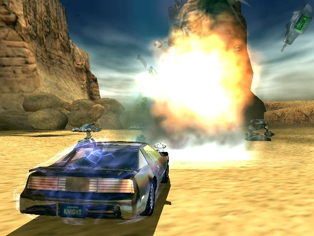 Knight Rider 2 - The Game 9547