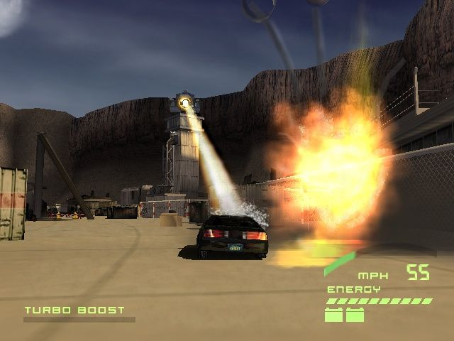 Knight Rider 2 - The Game 9574