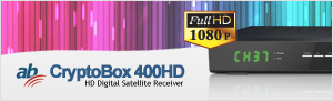 حصرى تحويل رائع لirissat6800 hd الى جهاز AB CryptoBox 400HD وFerguson Ariva 102E-202E-52E HD Sidebar-CRB400