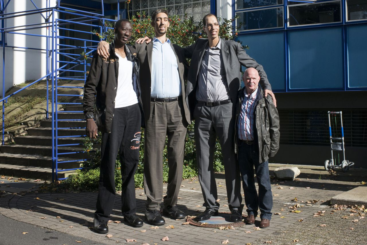¿Cuánto mide Sultan Kösen? - Altura - Real height Wessels0001-1