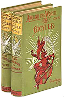 Roule toujours le film Around-world-bicycle-thomas-stevens