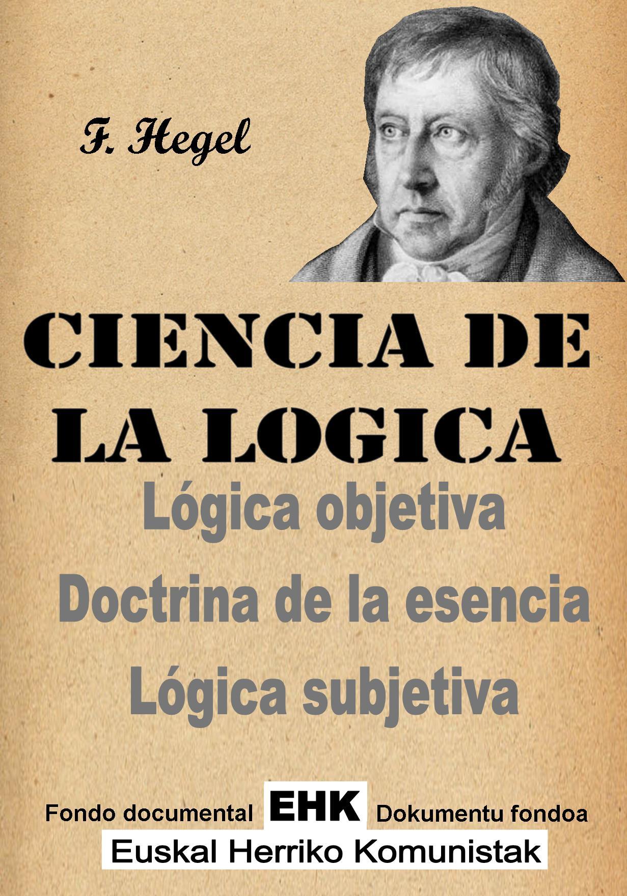 Ciencia de la Lógica - Friederick Hegel - formatos epub y pdf Ciencia_de_la_Logica