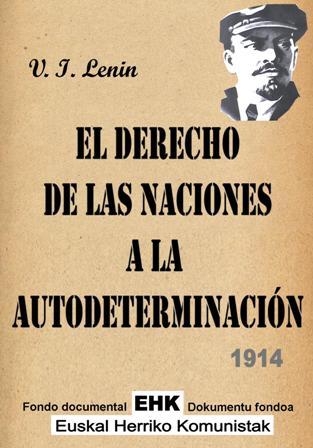 El derecho de las naciones a la autodeterminación - Vladimir Ilich Ulianov 'Lenin' - año 2014 - formatos epub y pdf El_derecho_de_las_naciones_a_la_autodeterminacion