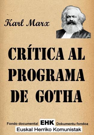 Karl Marx - Crítica al programa de Gotha Critica_al_programa_de_Gotha