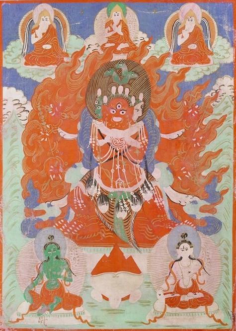 Будда Хаягрива 0002