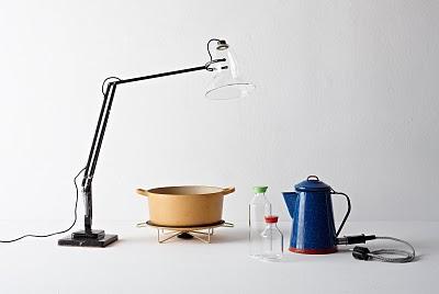 [lampe de bureau] Anglepoise Revisited By Henry Wilson HenryWilson2
