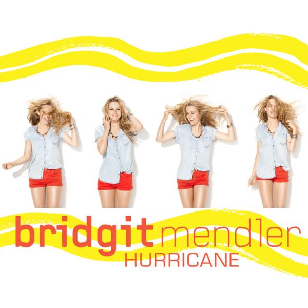 """Charts/Ventas ⇨ Bridgit Mendler """"Hurricane"""" [#77IRE #81CAN  #101USA] 0013ngcb0"""