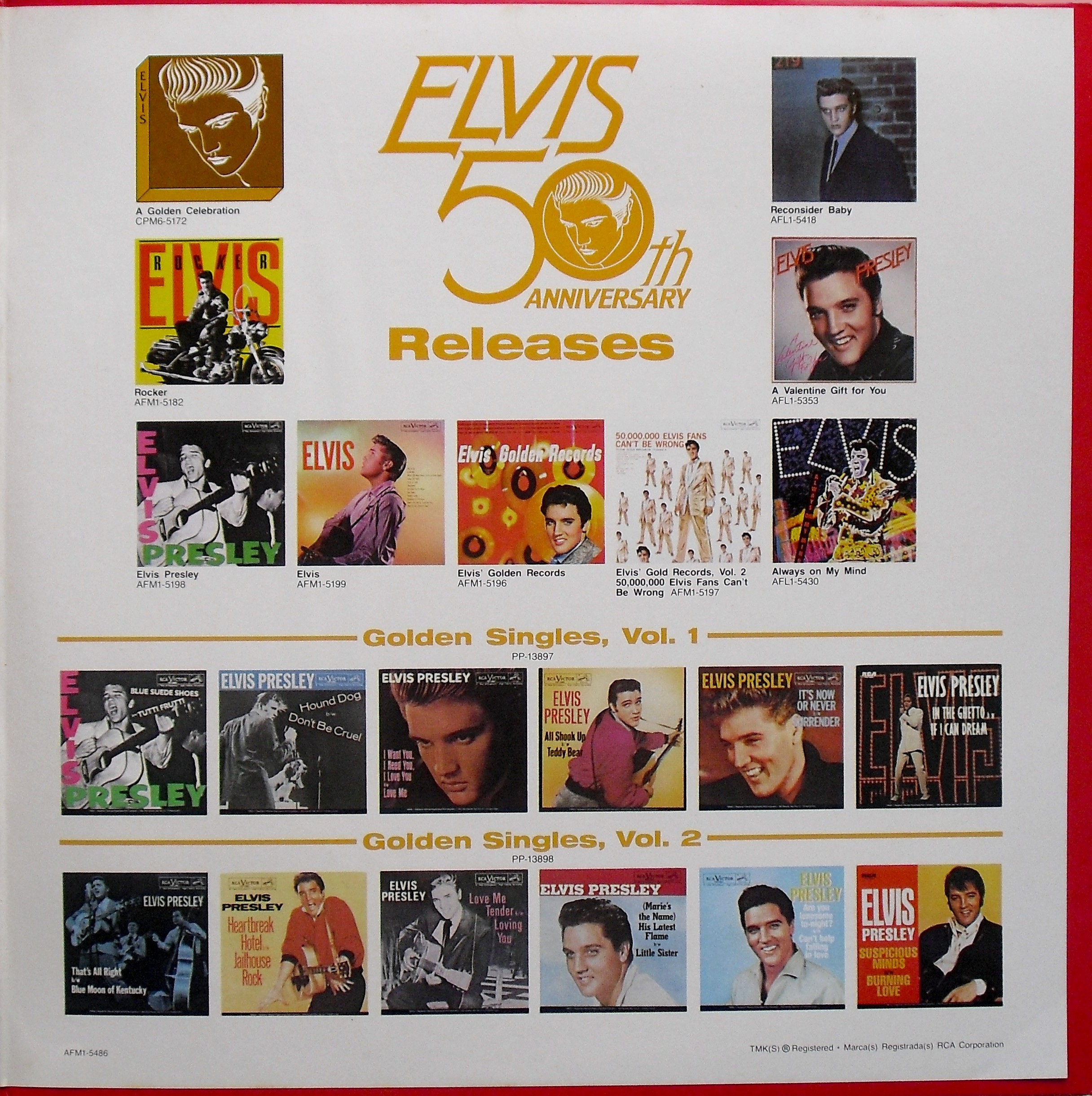ELVIS' CHRISTMAS ALBUM 0159fmh