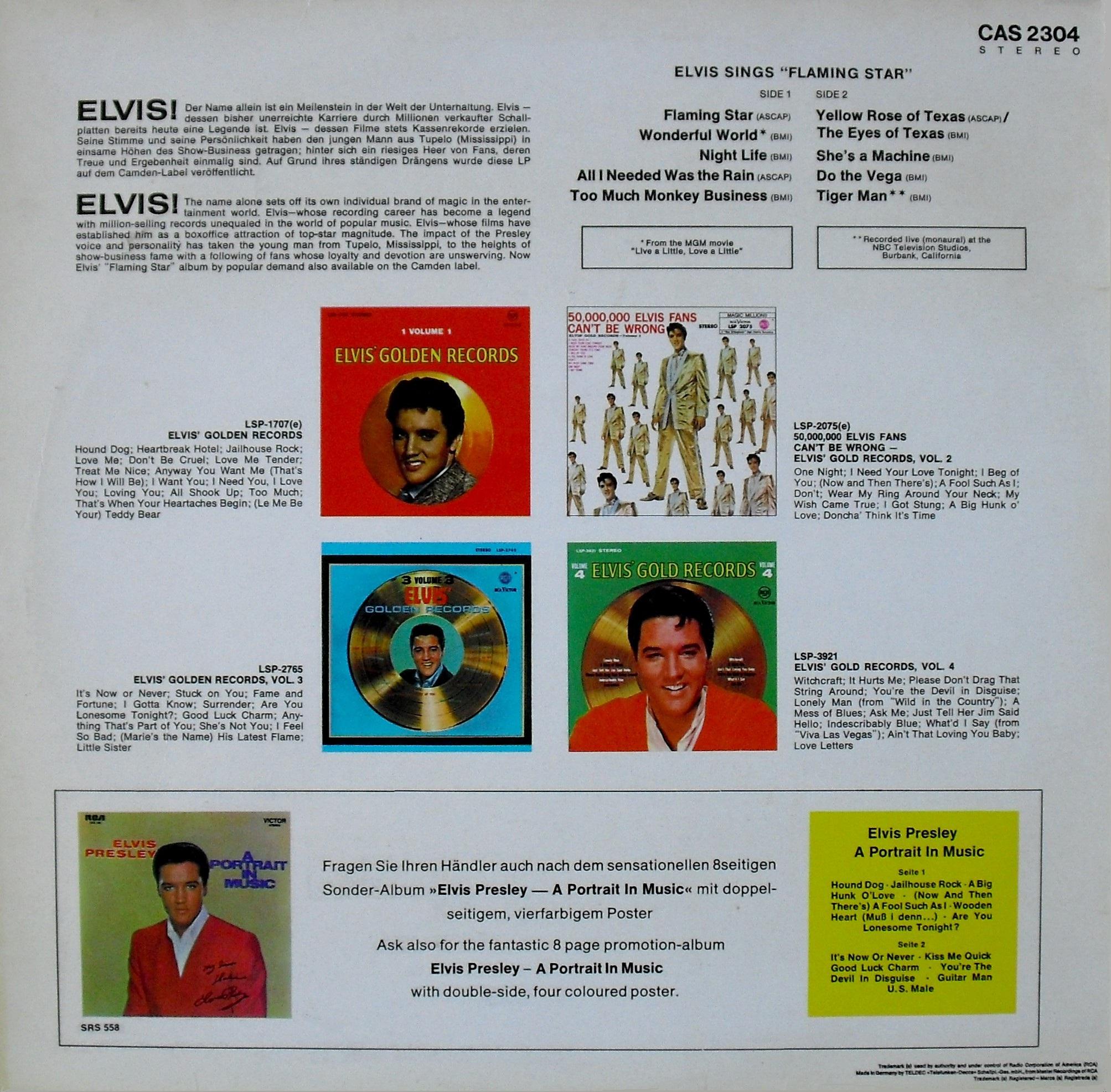 ELVIS SINGS FLAMING STAR 015qupe5