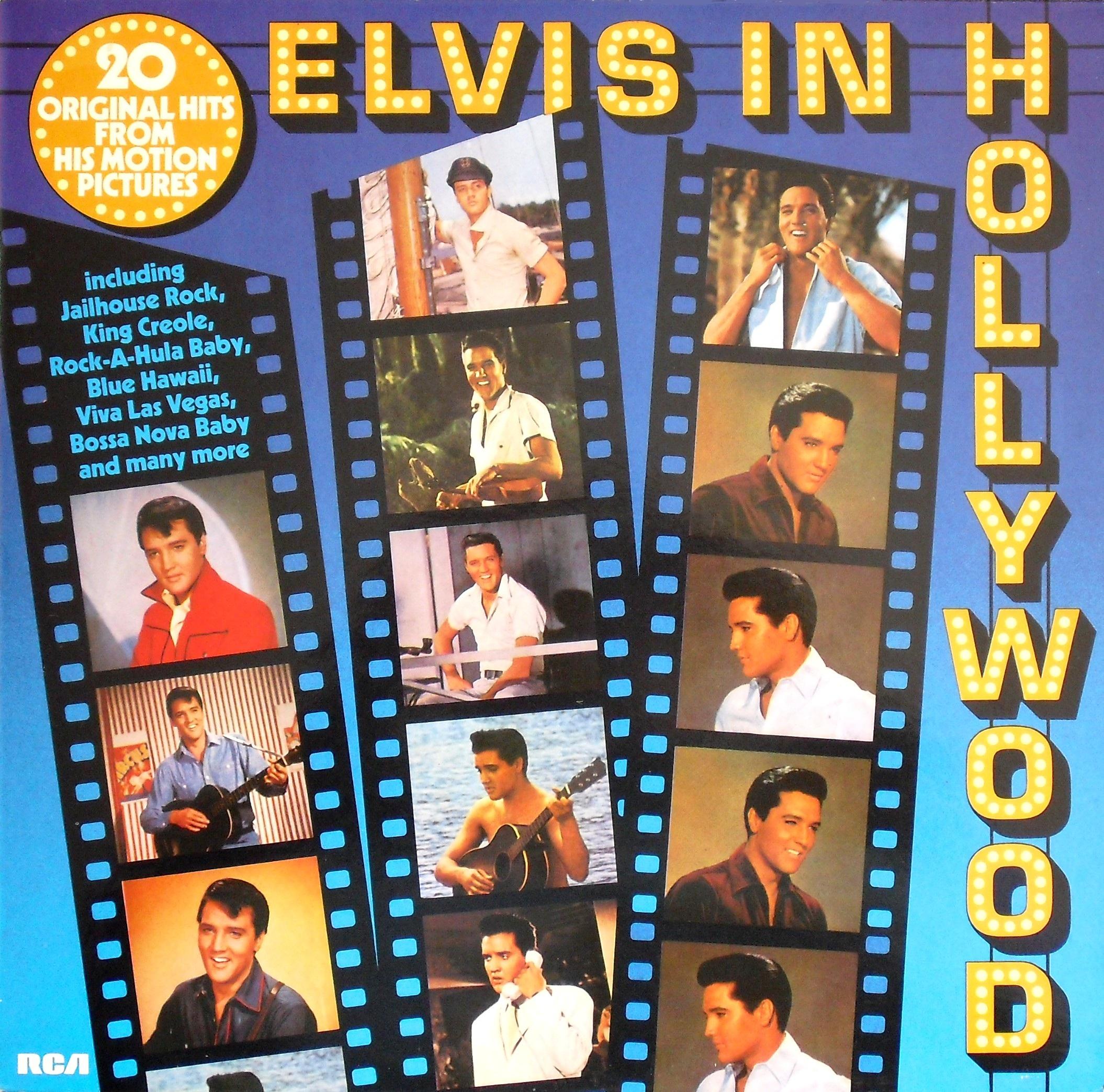 ELVIS IN HOLLYWOOD 019jy6u