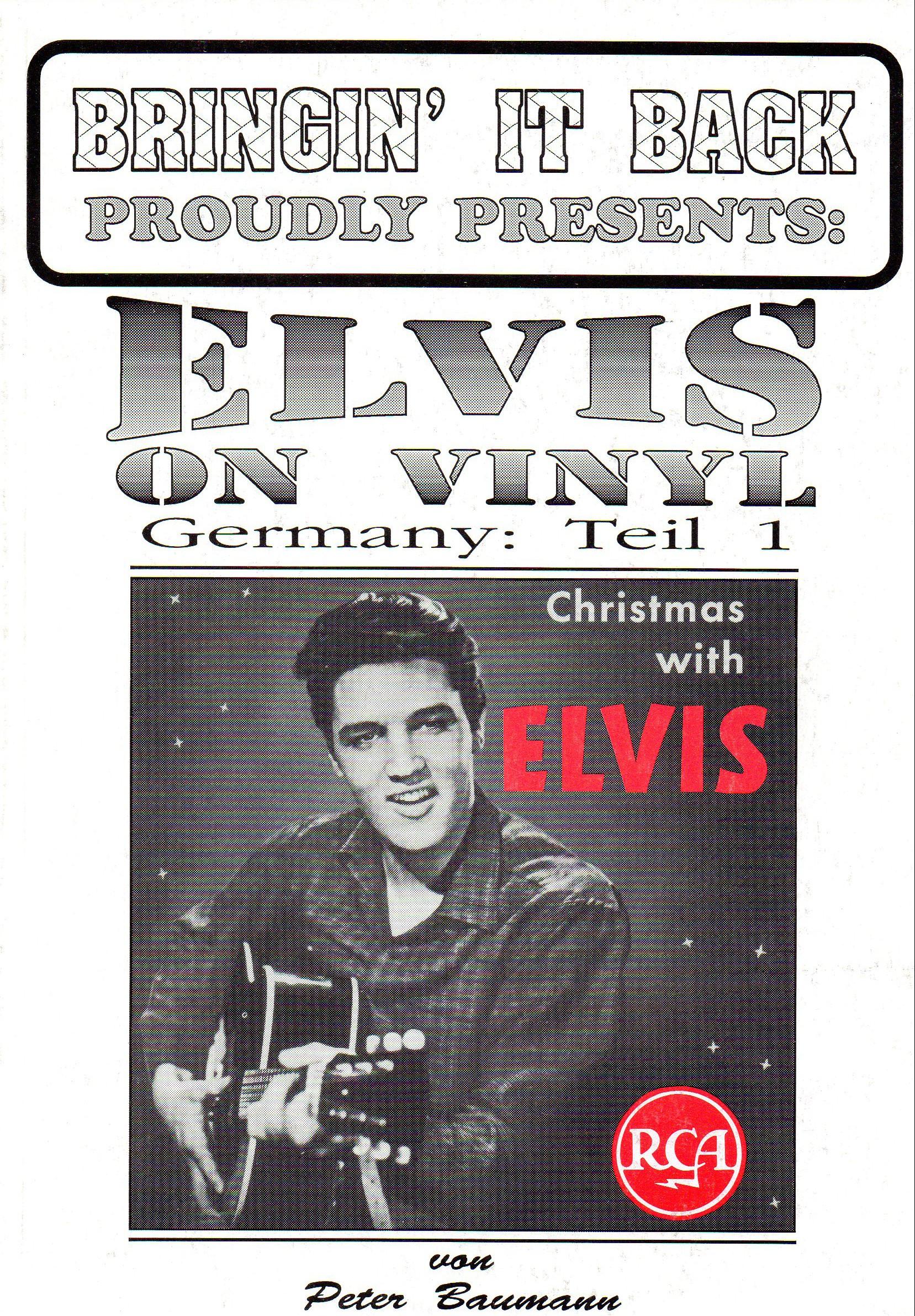 vinyl - ELVIS ON VINYL Teil 1 01frontlkjb6