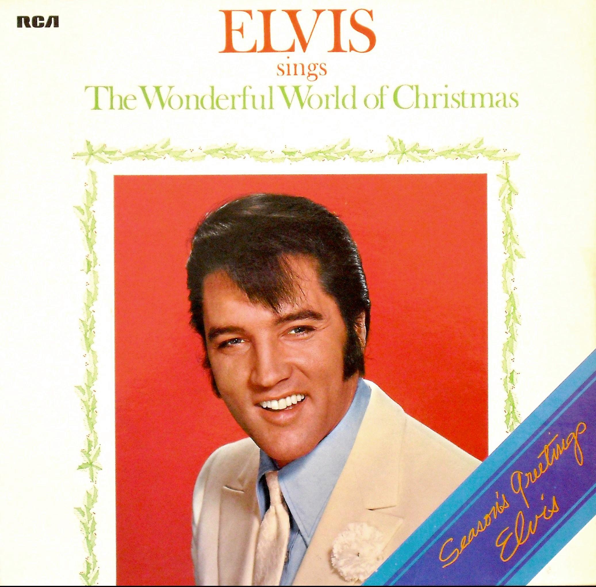 ELVIS SINGS THE WONDERFUL WORLD OF CHRISTMAS 01g1j70