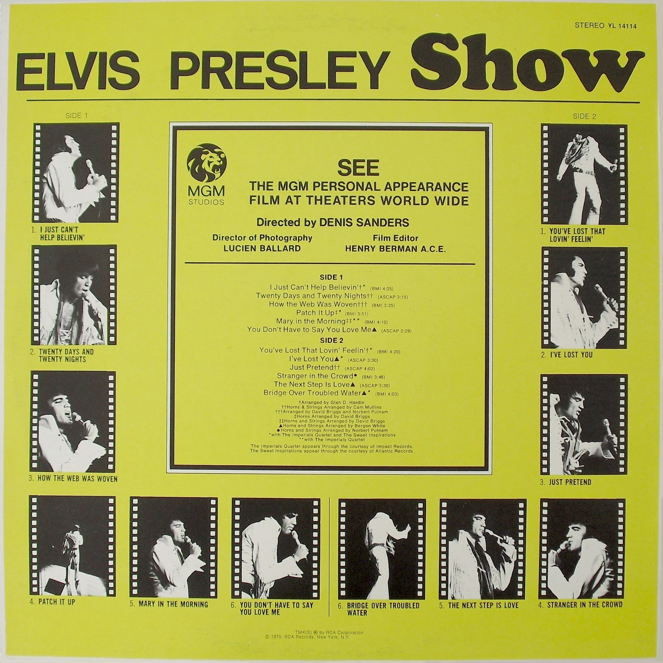 ELVIS PRESLEY SHOW (THAT`S THE WAY IT IS) 02grurh